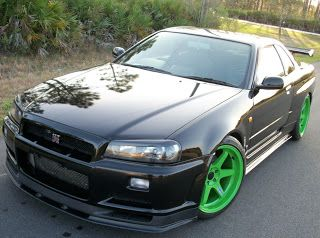 Nissan GTR R34 For Sale