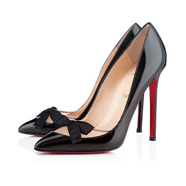 Christian Louboutin Love Me Patent Leather Pumps