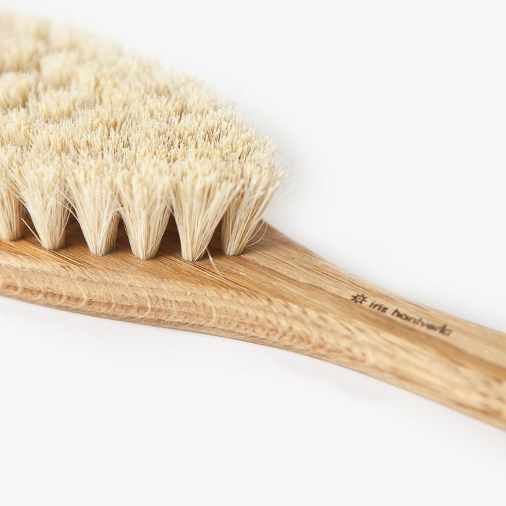 Body brush Iris Hantwerk #handmade #natural #simple #hnstly #bathroom #relax #spa #sauna #irishatwerk