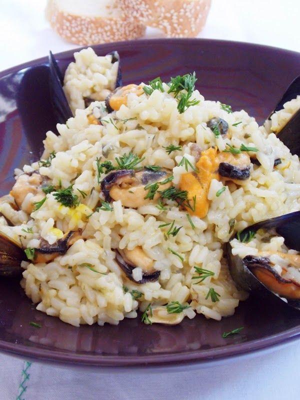 Μαγειρική(&)Τέχνη!: Μυδοπίλαφο !