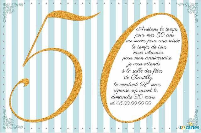 invitation anniversaire adulte gratuit