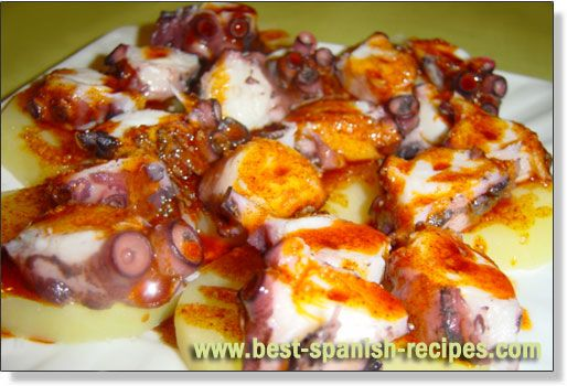 Galician Octopus - Best Spanish Recipes