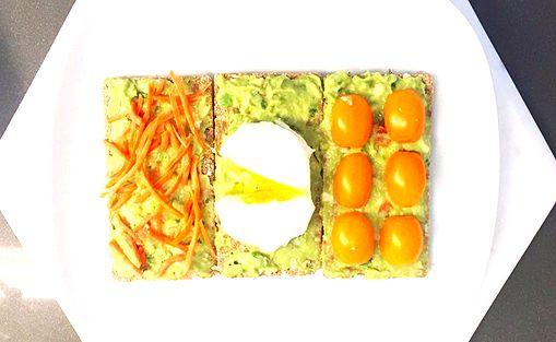 Avocado breakfast - The Bookary Magazine