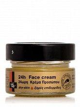 "24H Face Cream for dry-sensitive skin ""Bioaroma "" 1.35oz"