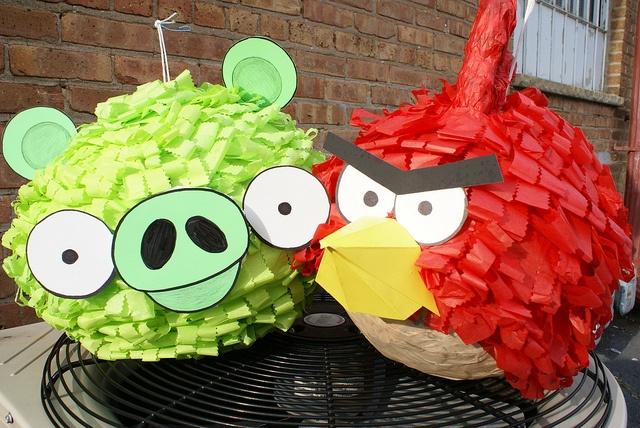 Angry Birds Pinatas