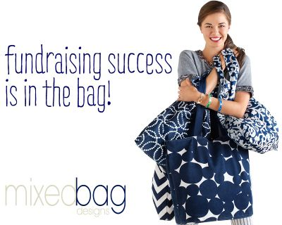 Successful fundraising tips: fundraiser chairperson tips from Mixed Bag Designs for your next cheer fundraiser. Help raise money for your cheerleading team and squad with this reusable bag fundraiser.