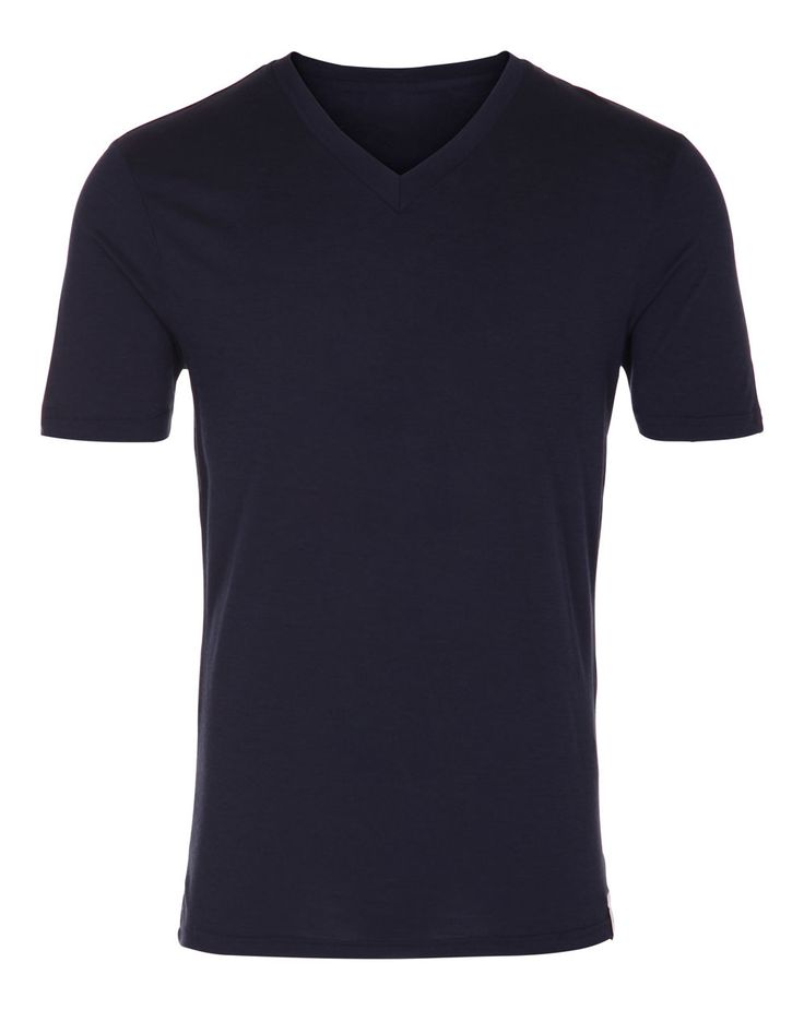 Merino V-neck from #LOOWcph