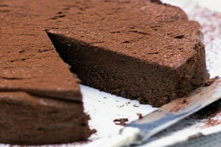 torta tartufo al cioccolato