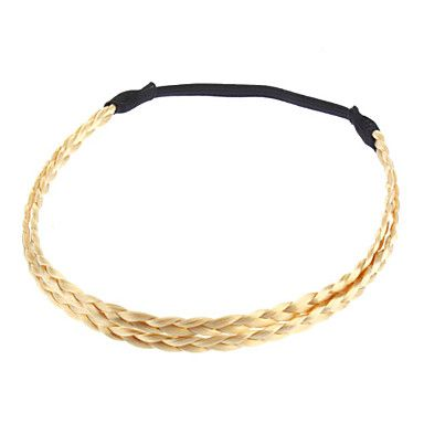 Fashion Gold/Black/Red Headbands For Women – CAD $ 2.29