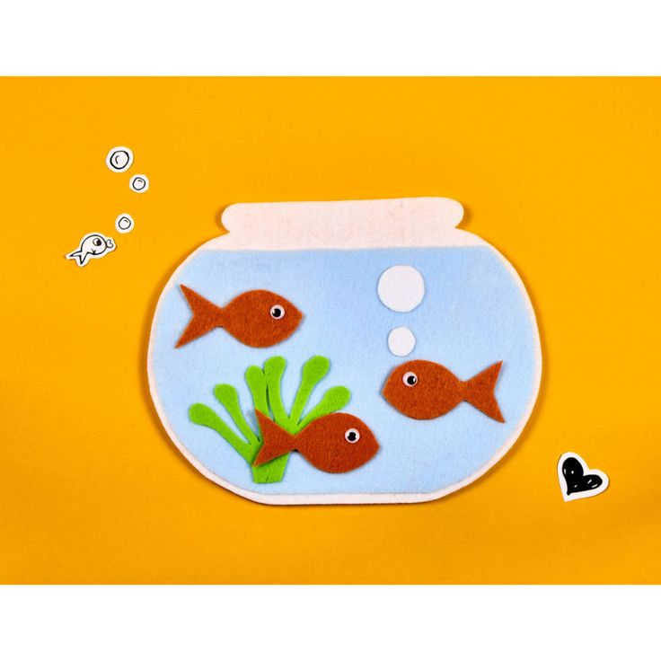 1000 images about kids crafts on pinterest kids crafts for Fish bowl pets