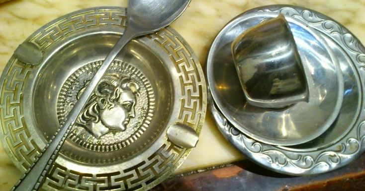 Truco casero para limpiar la plata ennegrecida limpieza - Remedios caseros para limpiar la plata ...