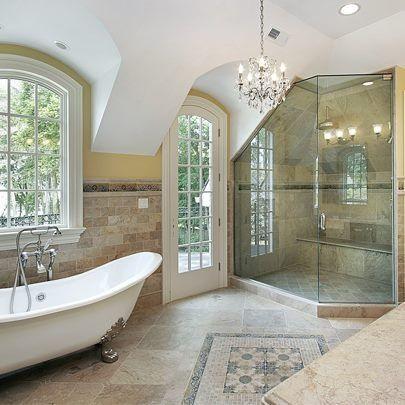 178 best images about tudor makeover on pinterest tudor for Bathroom rehab ideas
