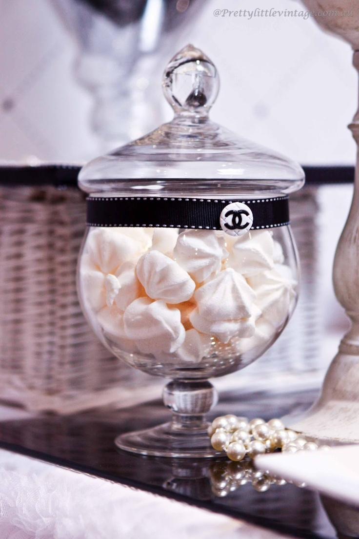 best coco channel bridal shower images on pinterest