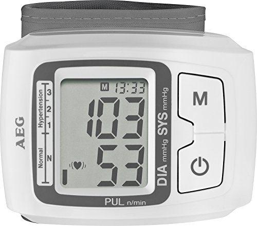 AEG BMG 5610 Blutdruckmessger�t Handgelenk