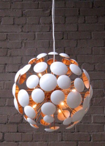 762 best Creative Lights images on Pinterest Light fixtures - designer leuchten extravagant overnight odd matter