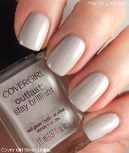 CoverGirl Silver Lining