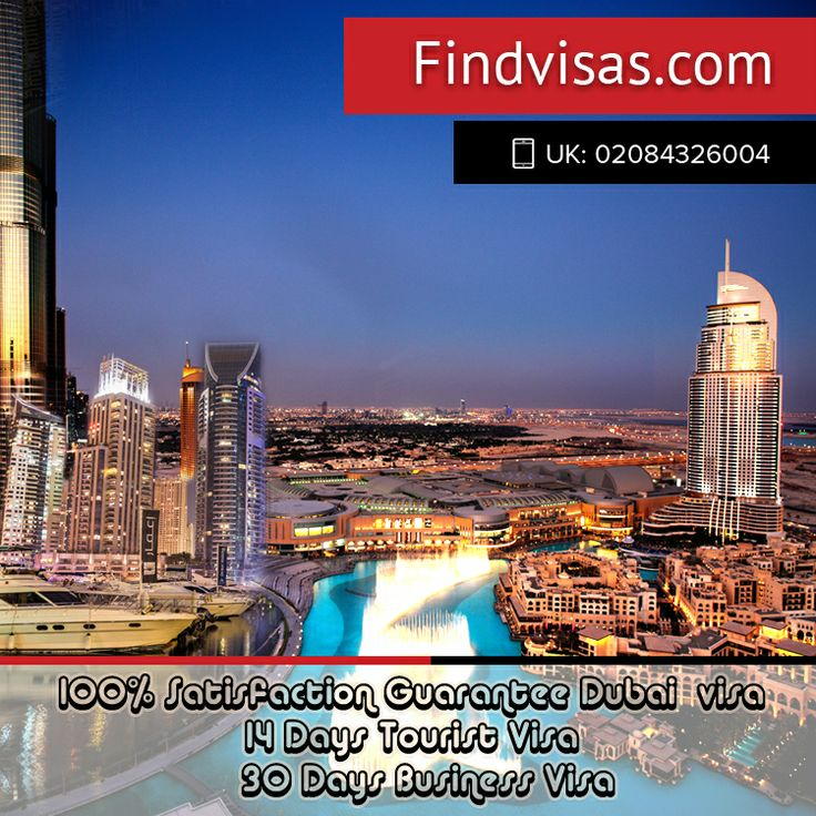 The Dubai transit   visa allows the applicant to enter Dubai for a particular time period and stay for few hours in Dubai during the onward journey. Another option is the   14 Days tourist Visa which allows the applicants to enter and stay in Dubai for 14 days.  24X7Helpline: UK:  02084326004