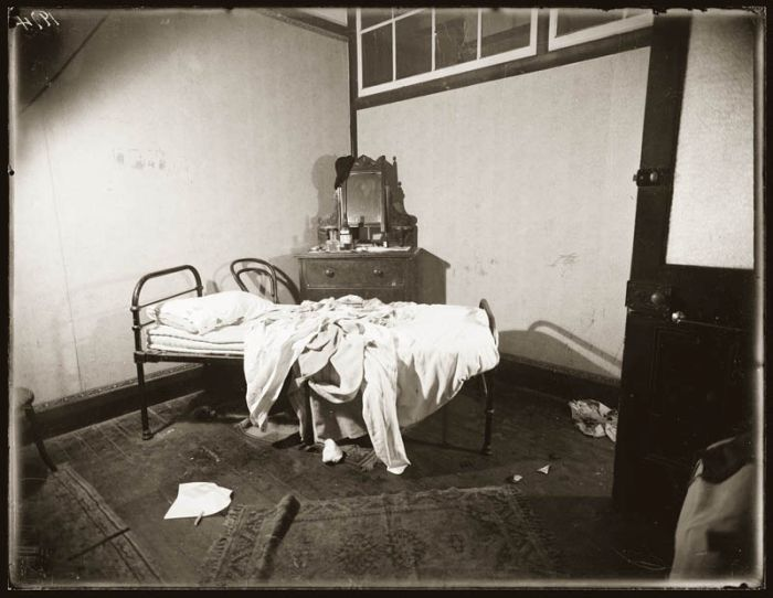 The Historic Houses Trust in Australia has a forensic photography archive at the…