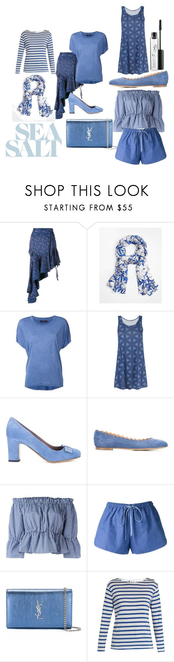 """""""It's my Creation¶"""" by racheal-taylor ❤ liked on Polyvore featuring Sandy Liang, Brooks Brothers, Diesel, Lygia & Nanny, Tabitha Simmons, Chloé, Dondup, Lilly Sarti, Yves Saint Laurent and MAC Cosmetics"""