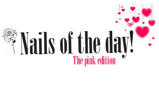 Νέο post στο blog με θέμα ... Pink Nails! Δείτε το νέο nails of the day και πάρτε ιδέες για το δικό σας μανικιούρ, αλλά και για το πώς να κάνετε εύκολα ροζ λεοπάρ νύχια! http://maquillage-bylila.blogspot.gr/2014/01/nails-of-day-4-barbie-pink-leopard-nails.html