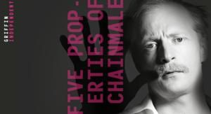 BWW Reviews: FIVE PROPERTIES OF CHAINMALE Explores On Male Narcissism With Humor and Recognizable Situations