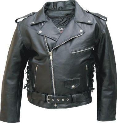 Кожаная куртка рок