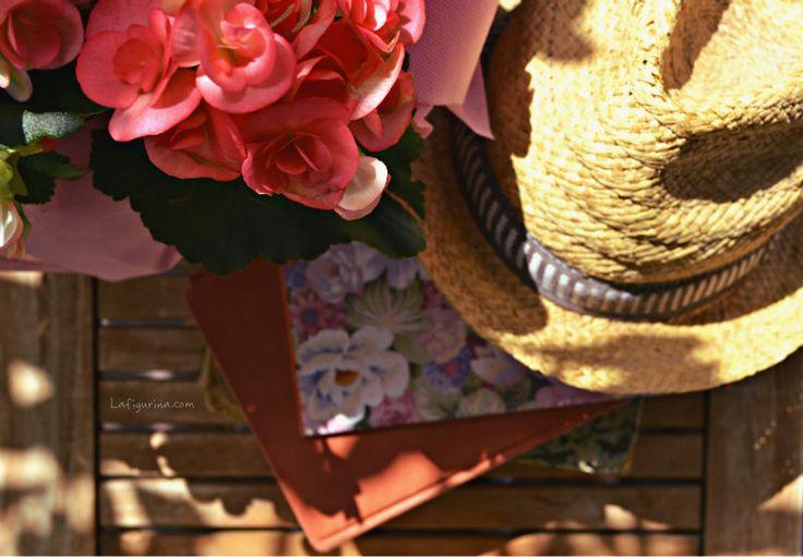 Pausa relax www.LaFigurina.com