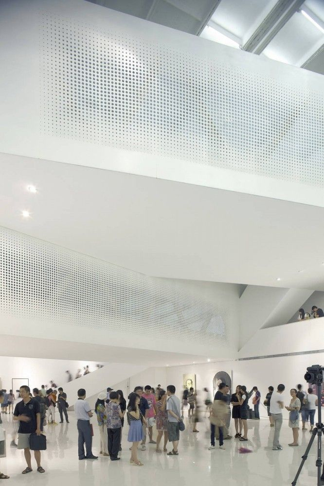 Architecture: Yue Art Gallery / Tao Lei Architect Studio