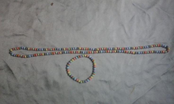 HandMade Beads Necklace And Bracelet