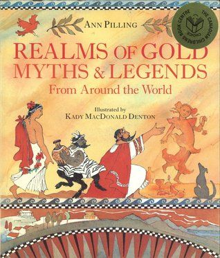 A collection of myths and legends from around the world. Call number PIL J location: JF