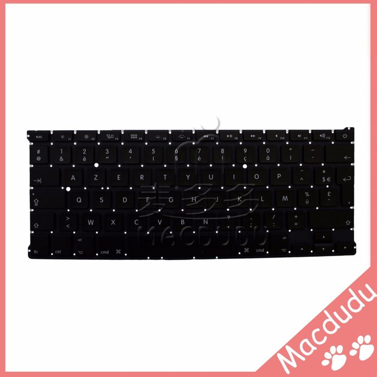 """Brand New ! FR / French Layout keyboard For Macbook Air 13"""" A1369 A1466 2011 2012 *Verified Supplier*"""