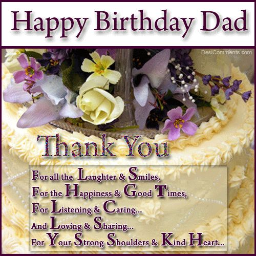 The 25 best Father birthday quotes ideas – Dad Birthday Card Verses