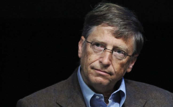 Bill Gates has been the richest man in the world for twenty-two consecutive   years. Here's how he wants to change it