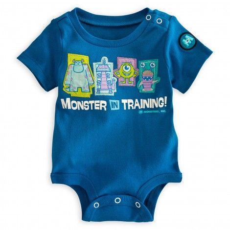 Monsters, Inc. Onesie - bloody love this