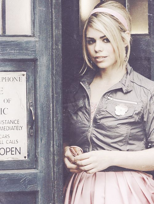 Day 2: Favorite companion. My favorite companion is Rose. I like all the companions, but I think Rose tops all. She was just a great character. The dynamic between her and the Doctor was great. I was very sad when she left, and I can't wait for her to return in the 50th!