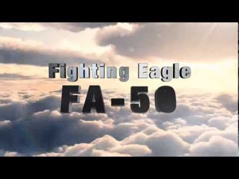 The New Philippine Air Force Fighter Jet: FA-50