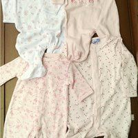 Soft Baby Sleeping Cloths (Baju Tidur Bayi)