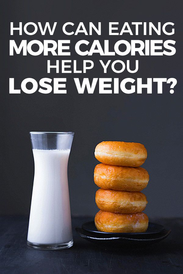 If you've tried to lose weight, you've probably been told eat less and move more! Well, if that were true, none of us would have a weight problem.