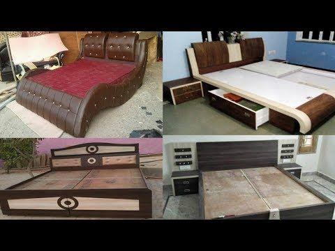 Double bed design Palang design single bed design बेड ...