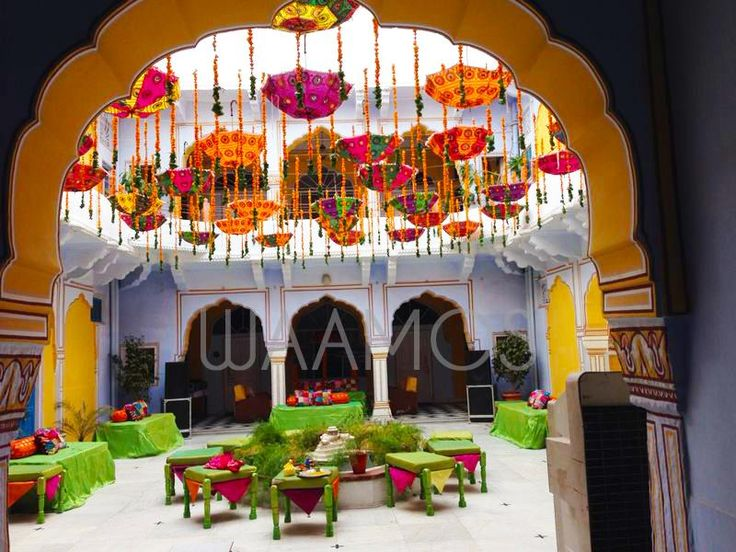 Waamos Events Info & Review | Decor in Delhi NCR | Wedmegood