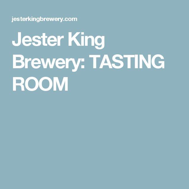 Jester King Brewery: TASTING ROOM