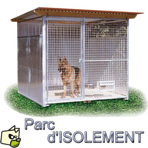 Les 25 meilleures idées de la catégorie Enclos pour chien sur Pinterest Enclos chien, Enclos  # Enclos Pour Chien En Bois
