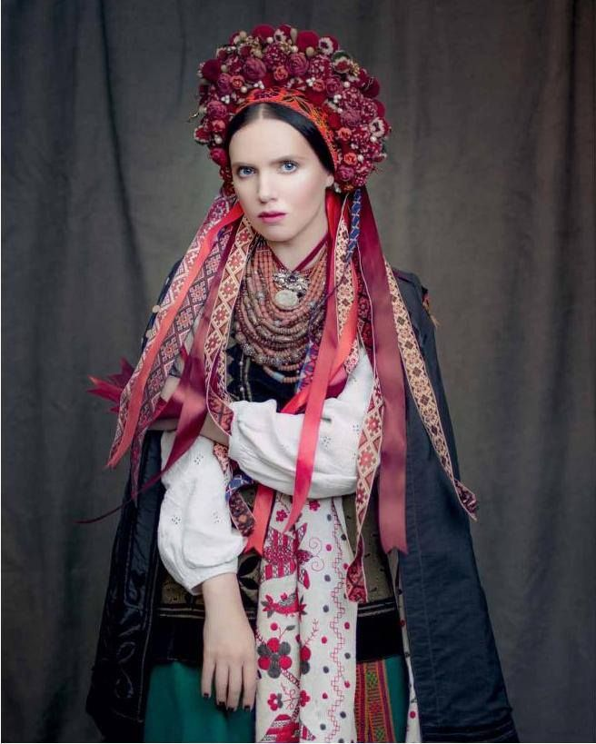 Traditional ukrainian clothing