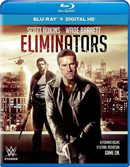 Scott Adkins & Wade Barrett & James Nunn-Eliminators