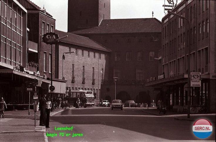 Van Loenshof Enschede (jaartal: 1970 tot 1980) - Foto's SERC