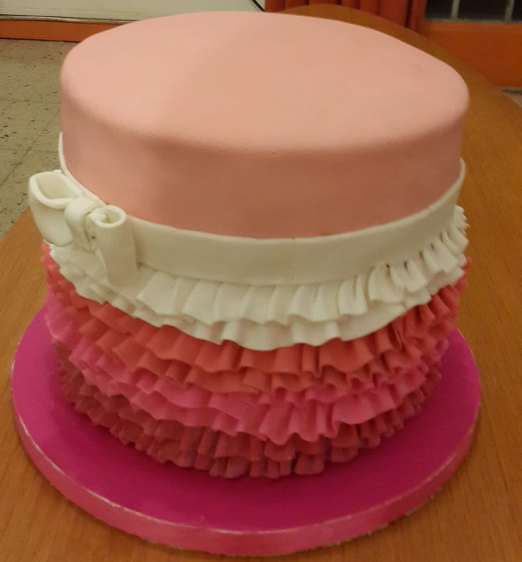 Torta de Cumpleaños infantil nena