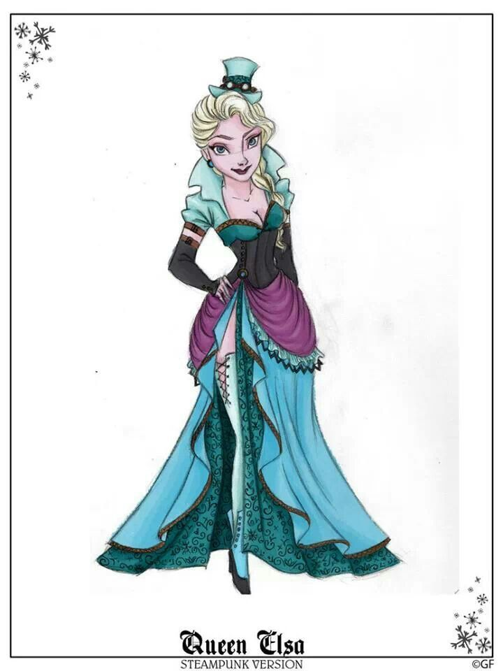 Character Design Jobs Disney : Best steampunk images on pinterest drawings lady