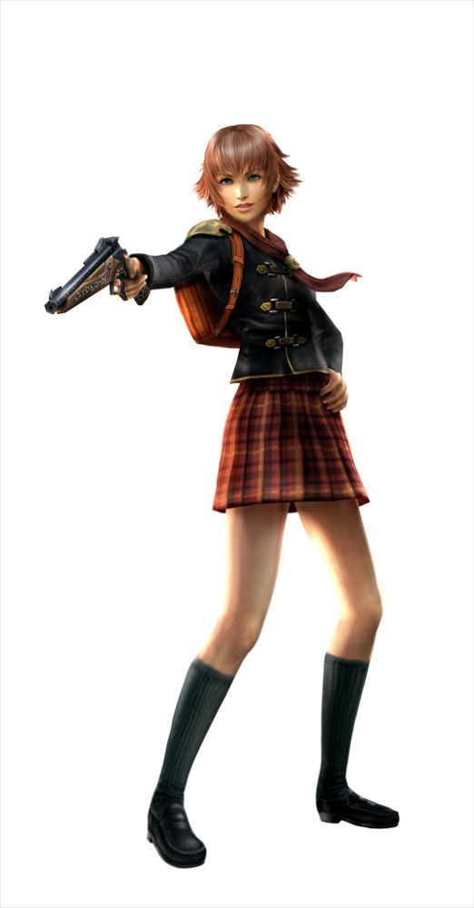 Cater- Final Fantasy Type-0