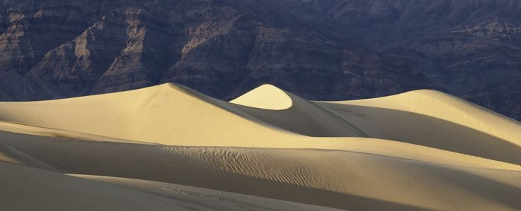 Dune Sunset (Death Valley) by Roberto Cumsille on 500px