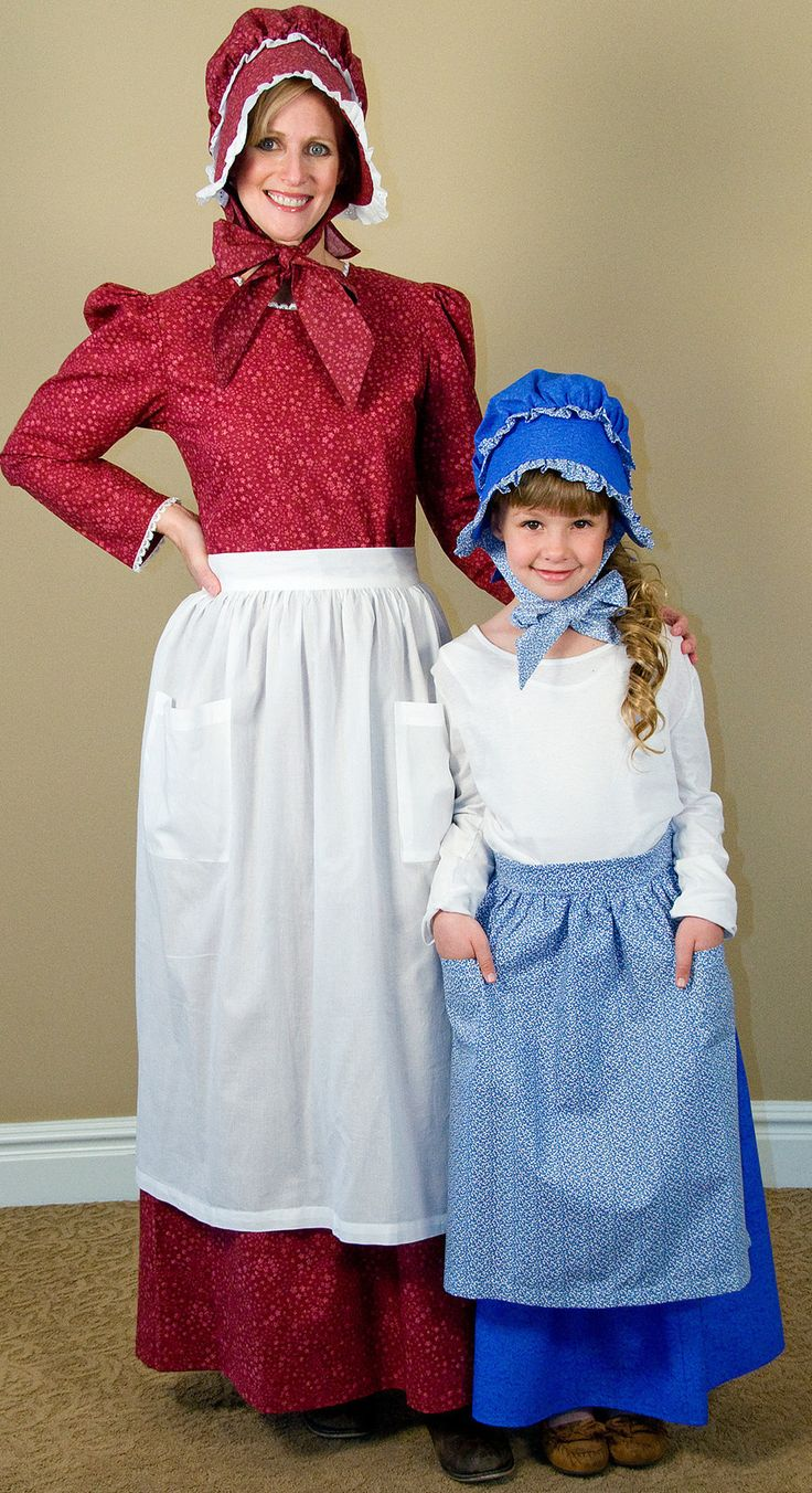 pioneer women | Women > Pioneer Costumes > Childrens Bonnet
